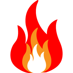 Fire Icon 256px Main Line Security Energy Services